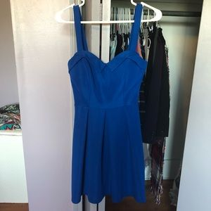 Charlotte Russe | Blue Sundress